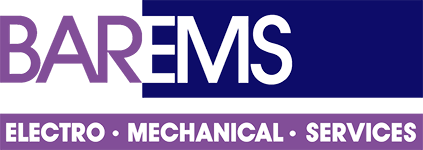 Barems Electro Mechanical Logo