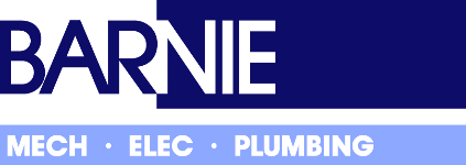 Barnie Mechanical Electrical Plumbing Logo